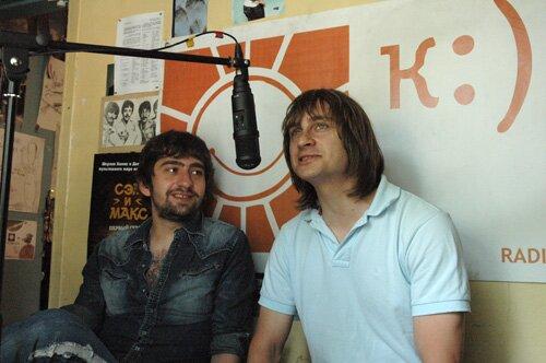 СКАЙ в гостях на радіо КВІТ